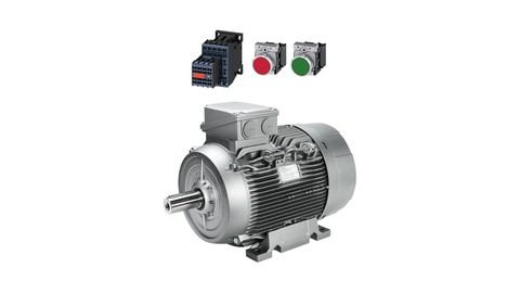 Devices and Circuits - Motor Direct-On-Line (DOL) Starter