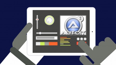 How to automate and develop applications using Autoit