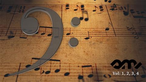 Teoría musical. Vol. 1,2,3,4