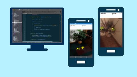 Xamarin.Forms - Build A Cross Platform Augmented-Reality App