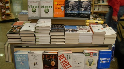 How to Read Business Books - Turn Spending into Earning