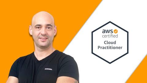 Certificação Amazon AWS Cloud Practitioner + 3 Cursos EXTRAS