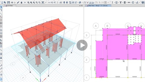 Structural Masonry with ETABS - Module 3