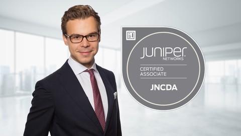 Juniper JNCDA -  JN0-1102 : 4 Full Practice Exams 2021