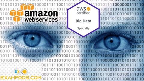 AWS Certified Data Analytics Practice Exams | Exampods