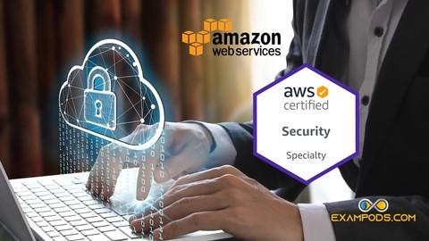 AWS Certified Security Specialty Practice Exam | Exampods