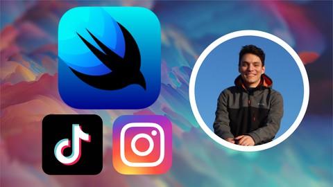 SwiftUI & iOS 14 App Development - Make Instagram & TikTok