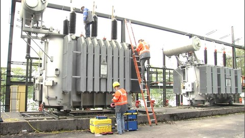 Electrical  Power  Transformer Substation Complete Guide