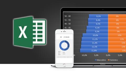 Excel DashBoard Completo! Crie Modelos Dinâmicos e Avançados