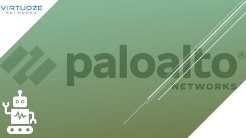 Palo Alto Networks Automation with API, Python & Ansible