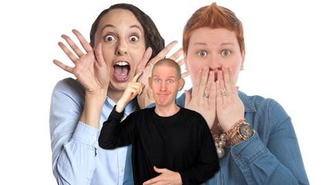 ASL Level 1 | Emotion Dialogues | American Sign Language