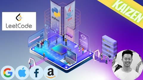 シリコンバレーエンジニア監修!GAFAデータ構造コーディング試験入門in Java & Python【やさしい図解説付】