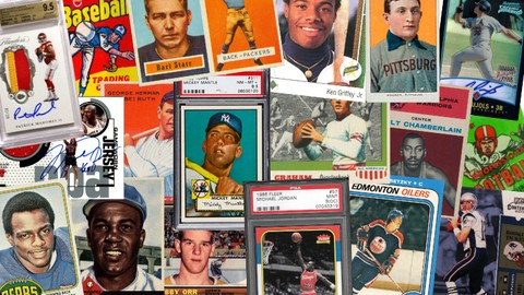 Complete Sports Cards Collecting and Investing Guide