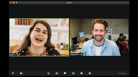 Zoom: Curso Rápido de Zoom | Video conferencias con Zoom