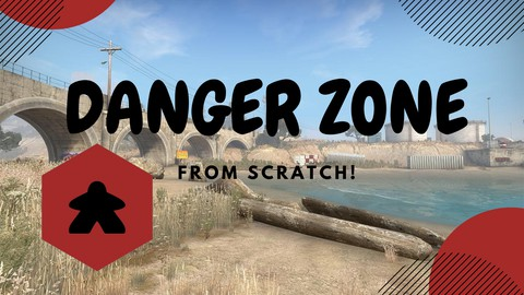 Counter-Strike: Global Offensive - Danger Zone