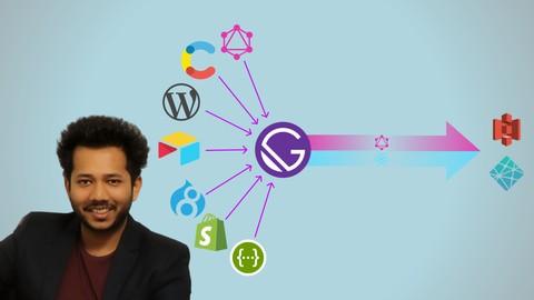 Complete Modern Web Development using Gatsby