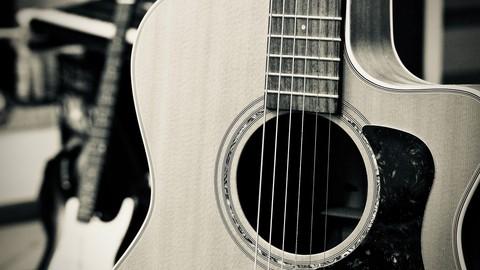 84 chords in one week - Guitar