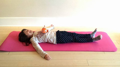 Yoga, Meditation & Mindfulness for Kids Emotional Wellness