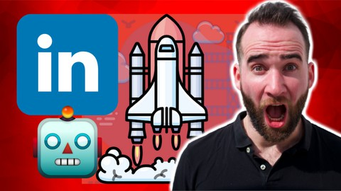 LinkedIn Growth Hacking - Automatiser son compte à 100% !