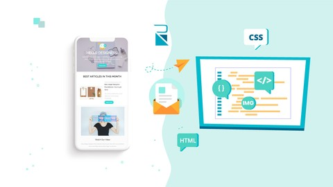 Design to Code: Turning Email Designs into HTML and CSS