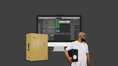 Logic Pro X Tutorial: How to Mix Beats Using WAVES Plugins