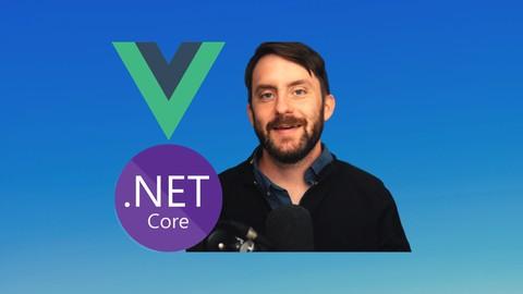 Learn Full-Stack Vue, .NET Core, PostgreSQL Web Development