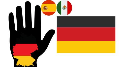 Alemán 5 palabras - Curso prueba para iniciantes (A1)