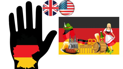 5 words German - Free for beginners (A1)