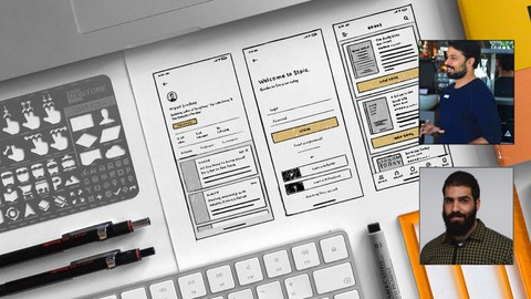 3 Hour Wireframing and Prototyping
