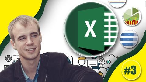 Microsoft Excel tricks (MacBook & Windows) beginner-advanced