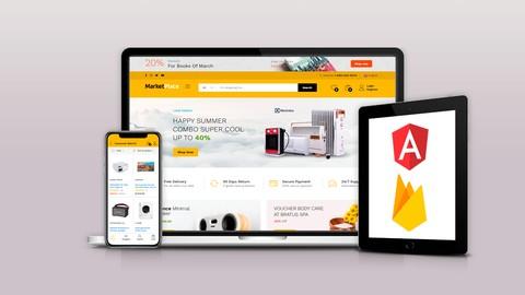 Crea Sistemas Marketplace con Angular y Firebase Database