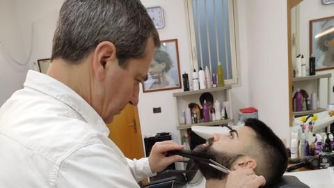 Fare la barba in modo tradizionale e professionale