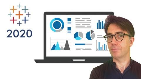 Tableau 2020 de la A-Z: Formación en Análisis de Datos