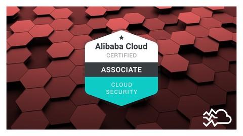 Alibaba Cloud Associate (ACA) Security Course [2021]