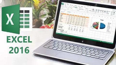Curso Excel 2016 - Básico ao Avançado