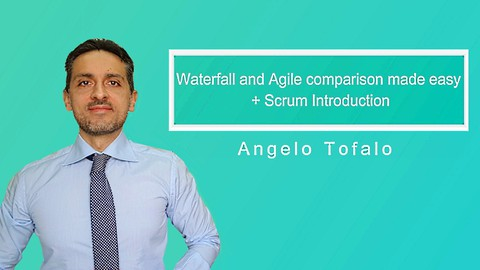2021 Agile Project Management Vs Waterfall + Scrum Intro
