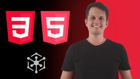 HTML5 e CSS3: Crie seu primeiro site! (Flexbox e responsivo)