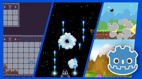 Aprenda a criar jogos com a Godot 3.2 sem dificuldade.