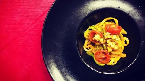 Come preparare gli spaghetti vegetali - Corso di Cucina veg