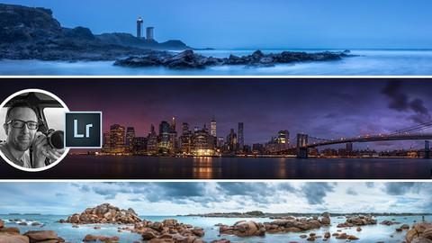 Réaliser et éditer vos panoramas avec Lightroom Classic CC