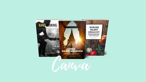Canva Ebook & Taschenbuch Cover Anfängerkurs