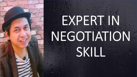 Expert in Negotiation Skill Less Than a Hour