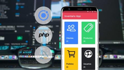 IONIC + PHP + MySQL = App Completa