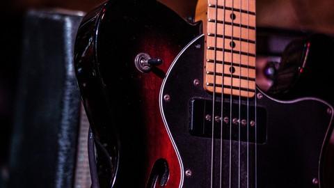 Técnicas essenciais para Guitarristas