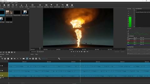 Shotcut Dersleri Ucretsiz Video Duzenleme Programi