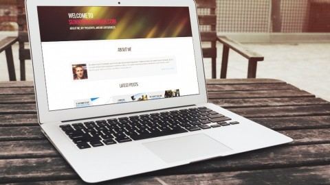Learn How to Create the Ultimate Personal Website