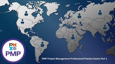 PMP Project Management Professional Practice Exams Part 1