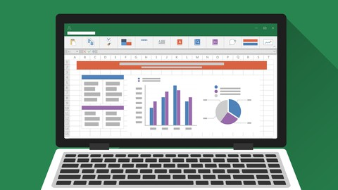 Microsoft Excel Zero to Advanced: Data Analysis & Dashboards