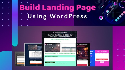 How To Create High Converting Landing Page Using WordPress