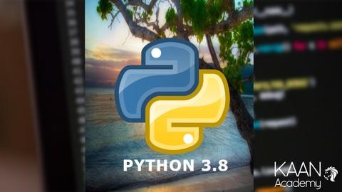 (50+ SAAT) Python Programlama Dili ve Uygulamaları | Python